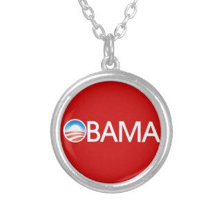 Barack Obama 2012 Colgante Redondo