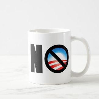 Barack Obama 2012? Hell No! Coffee Mug