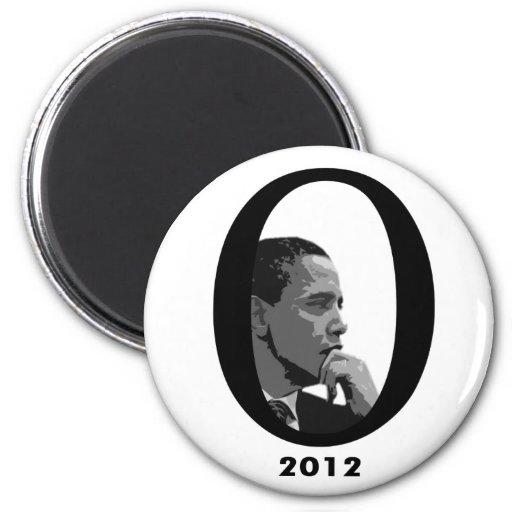 Barack Obama 2012 Iman De Frigorífico