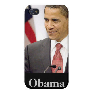 Barack Obama 2012 iPhone 4/4S Cover