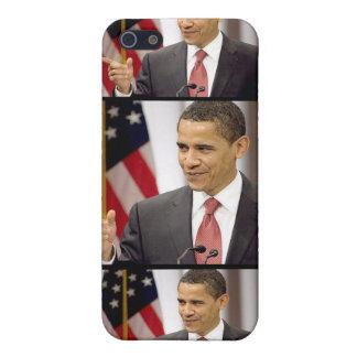 Barack Obama 2012 iPhone SE/5/5s Cover