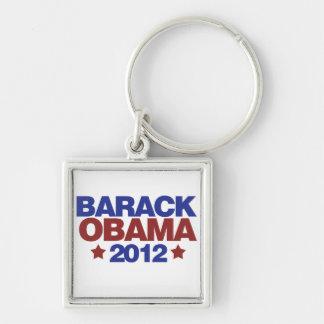 Barack Obama 2012 Keychain