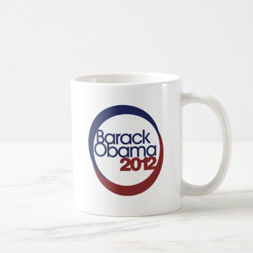 Barack Obama 2012 Mug