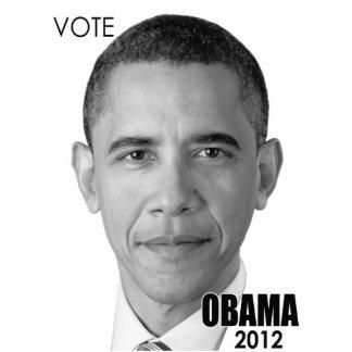 Barack Obama 2012 Photo Sculpture