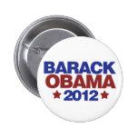 Barack Obama 2012 Pins