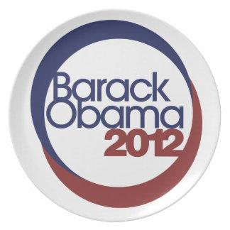 Barack Obama 2012 Plato