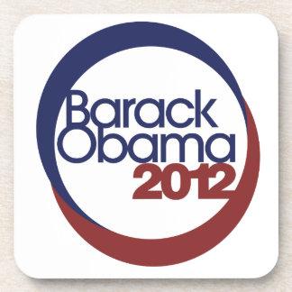 Barack Obama 2012 Posavasos