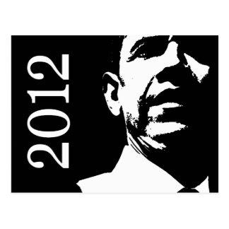 Barack Obama 2012 Postcards
