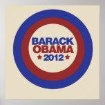 Barack Obama 2012 Poster