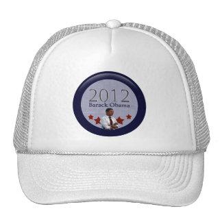 Barack Obama 2012 Presidential Election Trucker Hat
