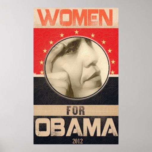 Barack Obama 2012 Print