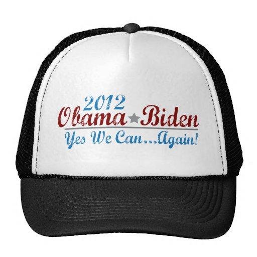 barack obama 2012 re-elect mesh hat