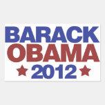 Barack Obama 2012 Rectangular Altavoces