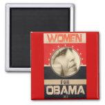 Barack Obama 2012 Refrigerator Magnets