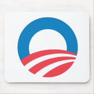 Barack Obama 2012 Alfombrillas De Ratones