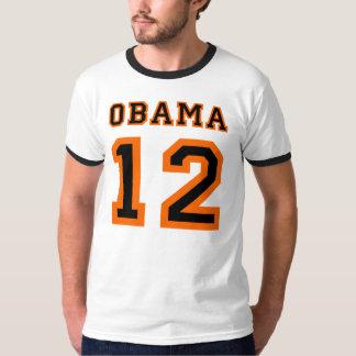 Barack Obama 2012 Team Ringer T-Shirt
