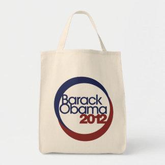 Barack Obama 2012 Tote Bag