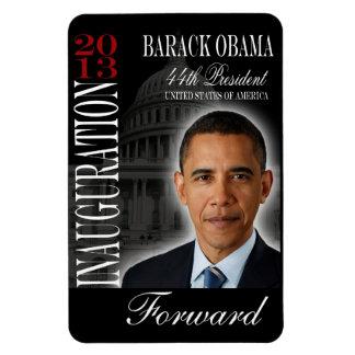 Barack Obama 2013 Inaguration Commemorative Magnet