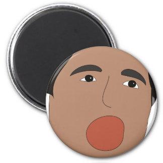 Barack Obama 2 Inch Round Magnet
