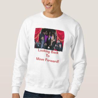 Barack Obama 2nd Inaug.-Looking Back Sweatshirt