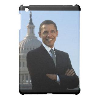 Barack Obama 44 President, Senatorial Portrait Cover For The iPad Mini