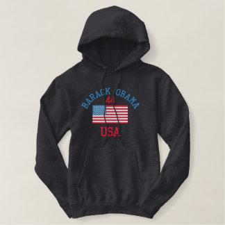 Barack Obama 44 USA Sweatshirt