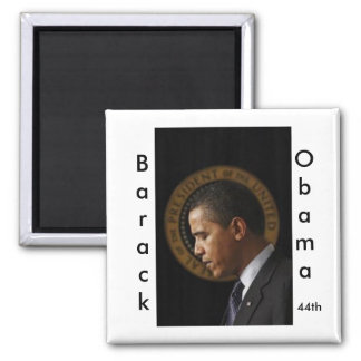 Barack Obama 44th magnet