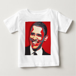 Barack Obama 44th President Baby T-Shirt