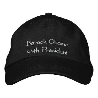 Barack Obama, 44th President Embroidered Baseball Caps