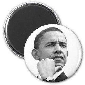 BARACK OBAMA, 44TH PRESIDENT OF THE UNITED STATES MAGNET