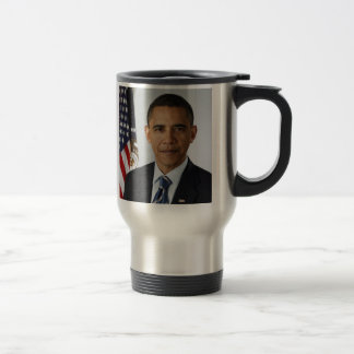 BARACK OBAMA  44th President of the United States Coffee Mug