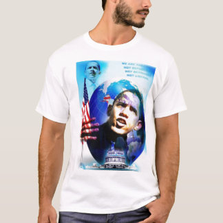 Barack Obama - 44th president of the UNITED STATES T-Shirt