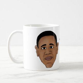 Barack Obama 57 States Mug