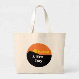 Barack Obama A New Day Bag
