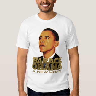 Barack Obama: A New Hope T Shirt