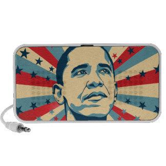 Barack Obama iPhone Altavoz
