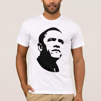 Barack Obama (ambos lados) Playera