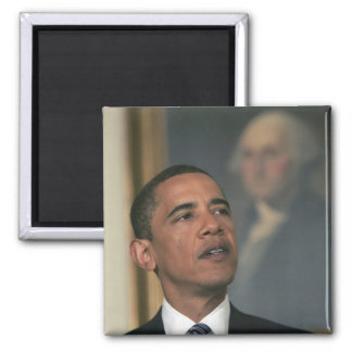 Barack Obama announce his intent to nominate Magnet