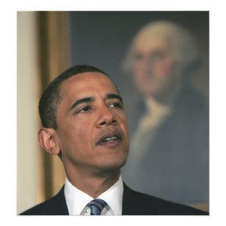 Barack Obama anuncia su intento para nombrar Fotos