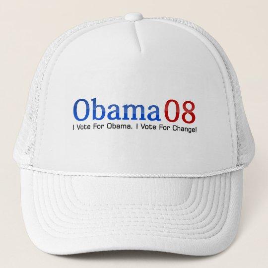 Barack Obama Apparel Cap
