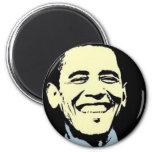 Barack Obama Art Refrigerator Magnets