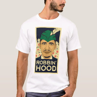 Barack Obama as Robin Hood T-Shirt