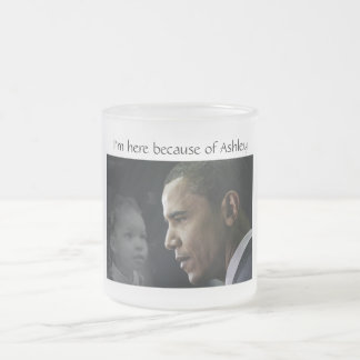Barack Obama Ashley Mug
