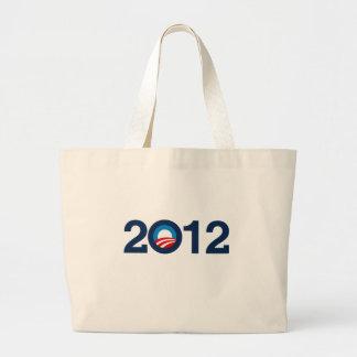 Barack Obama Jumbo Tote Bag