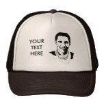 Barack Obama Bandana T-shirt Hat