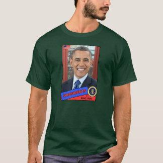 Barack Obama Baseball Card T-Shirt