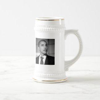 Barack Obama Beer Stein