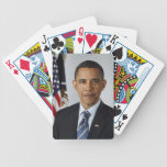 Barack Obama Bicycle Playing Cards