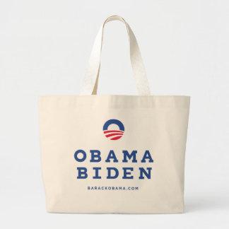 "Barack Obama Biden 2012 With ""O"" Logo Bag"