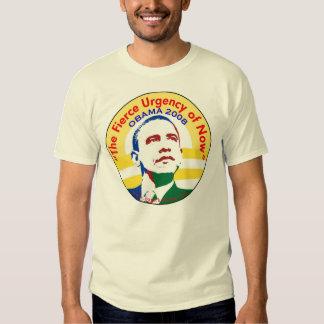 Barack Obama Biden The Fierce Urgency of Now T-Shirt
